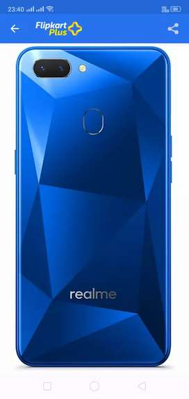 Realme 2 4gb 64gb super mobile