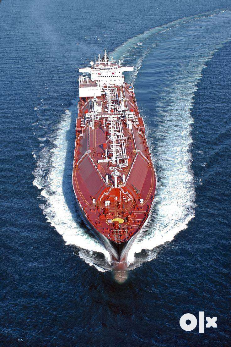 Direct selection in merchant navy for 8th pass 0