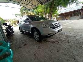 Dijual Honda CRv tahun 2012 kondisi sangat mulus dan istimewa