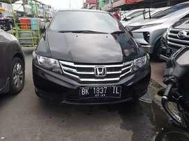 Honda city 1.5 E CVT 2013
