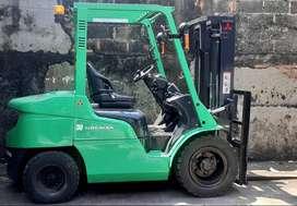 Forklift bekas mitsubishi 3 ton tahun 2015