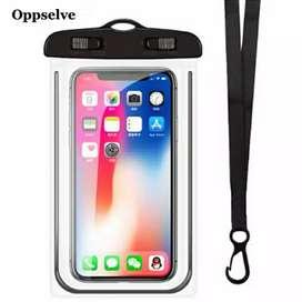 New PVC phone bag diving swimming waterproof cover Hujan Pelindung HP