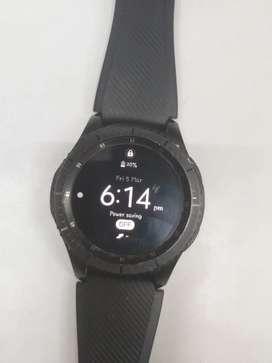 Samsung gear s3 watch