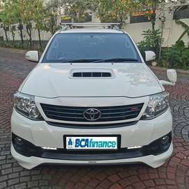 [DP65JT] Fortuner TRD VNT A/T Diesel 2014 Low km bs kredit