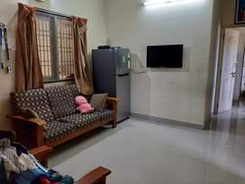 Includes wardrobe,fridge, washing mc, tv, stove,grinder,purifier ND ac