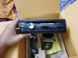 Car stereo player