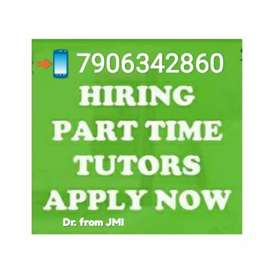 I m Home Tutor Need students in Jamia Nagar