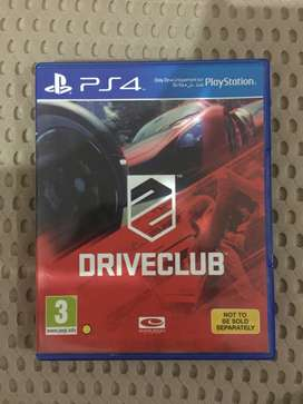 Bd ps4 Driveclub