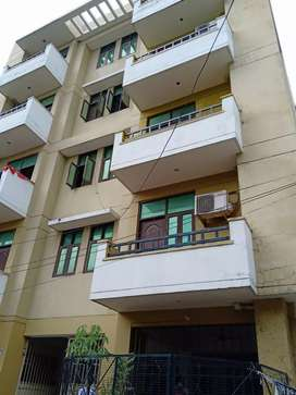 Flat in Aishbagh lucknow