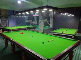 Snooker Club in running Condition