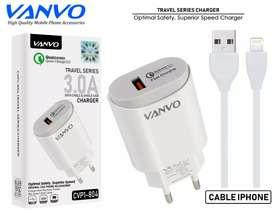 Tc charger+kabel cvp1-804