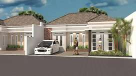 Rumah lokasi strategis jalan Bantul