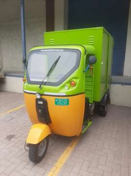 Electric auto Delivery Job