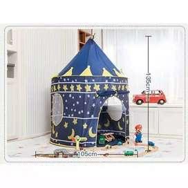 Tenda Castle Mainan Nemani Anak Saat Dirumah Saja