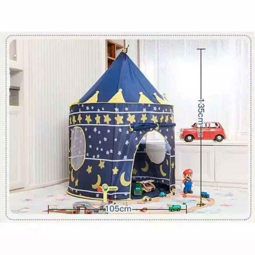 Tenda Castle Mainan Anak Ready 0