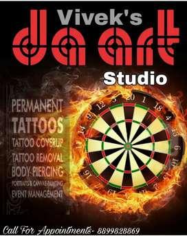 Job for tattoo artist