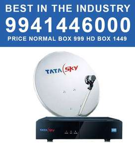 New Tatasky Connection at just 999
