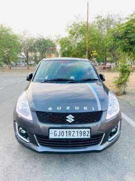 Maruti Suzuki Swift ZXi 1.2 BS-IV, 2017, Petrol