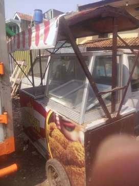Gerobak chicken