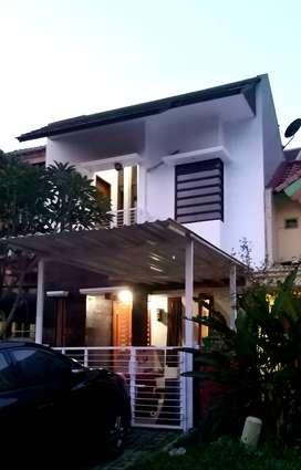 Disewakan Rumah Minimalis 2 Lt full furnish Citra Gran Cibubur