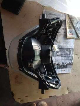 Swiss 125 headlamp