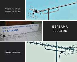 Jasa Kantor Pemasangan Sinyal Antena TV Murah