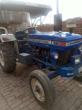 Tractor Farmtrac 60