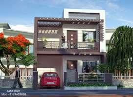 3 Bhk duplex booking, at ayodhya Nagar near minal residencey