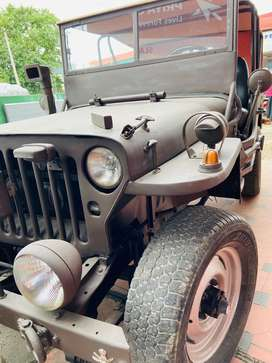 Willys for sale or exchange