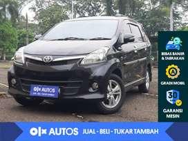 [OLXAutos] Toyota Avanza 1.5 Veloz A/T 2013 Hitam
