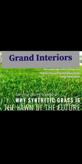 ..Artificial Grass or turf by Grand Interiors