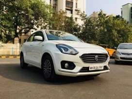 1800/Day Dzire self driving cars from LongDriveCars