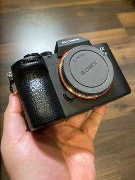 Sony a7 mark iii + 16-35gm f2.8 + 70-200 f4