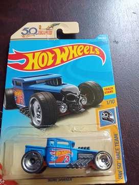 Hotwheels Bond Shaker
