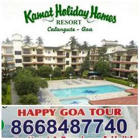 1 BHK apartment, Best for Couple and group of 5 people