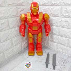 Robot Ironman Mainan Anak