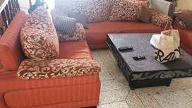 7seater sofa set available in new condition