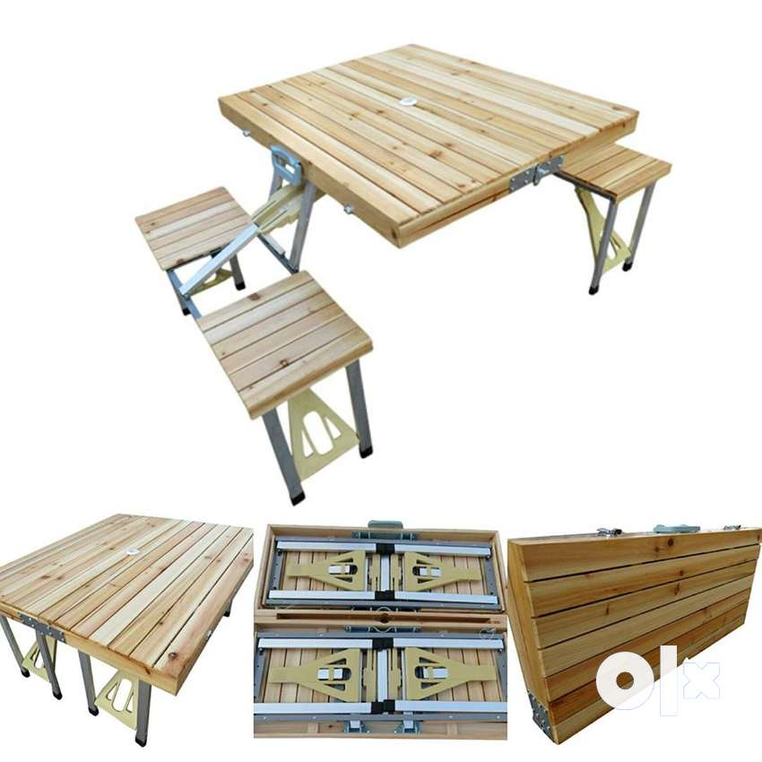 4 Seater Picnic Table 0