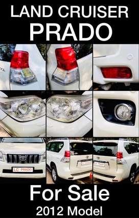 Toyota Land Cruiser Prado VX L, 2012