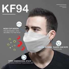 Masker convex kf94 merk i care