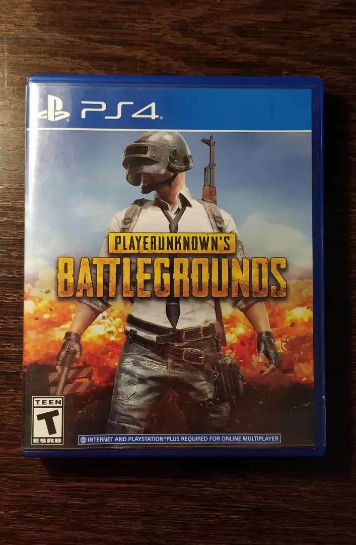 PUBG for PS4 0