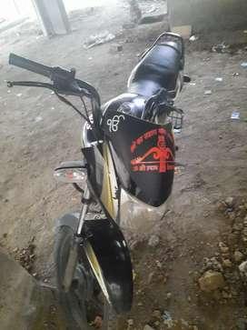 TVs bike good condition bilkul clean 25000/-only
