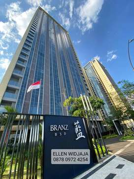Apartemen mewah 2 bedroom subsidi ppn The branz bsd city by tokyuland