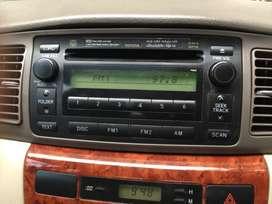 Radio dan CD Player