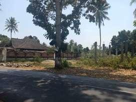 Tanah dan rumah di Bengkel arah Kediri