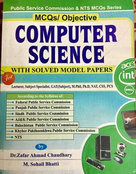 Computer Science MCQ Book