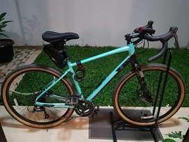 Sepeda Gravel Polygon bend R2 Dijual