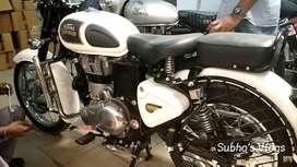 BULLET CLASSIC 350 WHITE