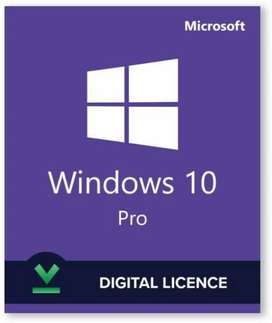 Jasa Install Windows 10Pro Original