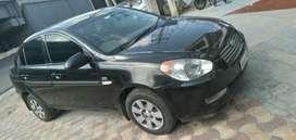 Hyundai Verna 2006-2009 CRDi SX ABS, 2008, Diesel